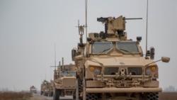 ဆီးရီးယားရွိ အေမရိကန္တပ္ေတြ စတင္႐ုပ္သိမ္း