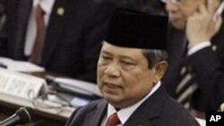 انڈونیشیا کے صدر یودہونو