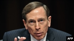 Former CIA Director David Petraeus (Jan 2012 photo)