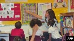 კალიფორნიაში ათასობით მასწავლებელმა სამსახური დაკარგა
