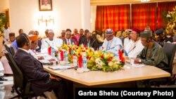 Наради регіональних лідерів на тему боротьби з екстремістами Боко Гарам