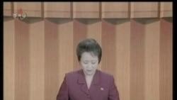 2011-12-30 粵語新聞: 北韓﹕在金正恩領導下不會改變政策