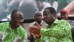 Bédié chez Gbagbo à Bruxelles
