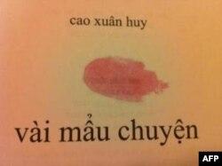 'Hương trầm vẫn còn đây. Cao Xuân Huy'