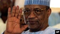 Janar Ibrahim Babangida.