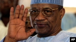 Janar Ibrahim Babangida mai ritaya