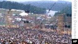 伍德斯托克音乐节迎来40周年