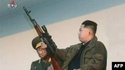 Новий лідер КНДР Кім Чен Ин