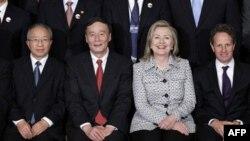 SHBA-Kinë, takime për forcimin e marrëdhënieve ekonomike
