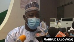 Mataimakin Shugaban CENI, Dr. Aladoua Amada
