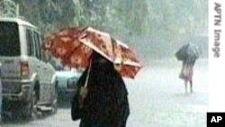 بھارت: برسات میں معمول کی بارشوں کی پیش گوئى