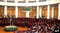 Ադրբեջանի խորհրդարանը Ֆրանսիայի Սենատին կոչ է արել զգուշություն ցուցաբերել