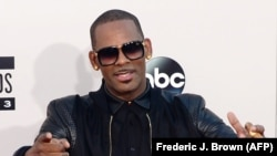 singer R. Kelly