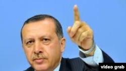ترک وزیراعظم طیب رجب اردوان