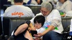 Las tasas más altas de autismo se encontraron en familias donde ambos padres eran mayores.