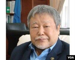 FILE - FAO Asia Pacific Regional Representative Hiroyuki Konuma. (R. Corben/VOA)