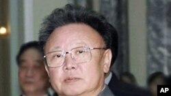 朝鲜领导人金正日(资料照)