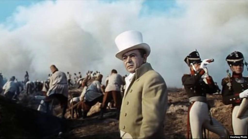 «Война и мир». Кадр из фильма