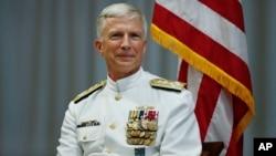 Адмірал ВМС США Крейг Фаллер