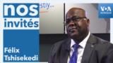 Interview exclusive avec Félix Tshisekedi