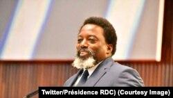 Perezida Joseph Kabila acyuye igihe