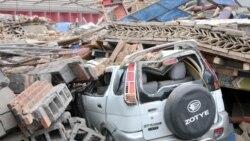 زمین لرزه نسبتا شدیدی حومه لهاسا پایتخت تبت را لرزاند