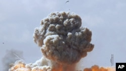 لیبیا کے خلاف فضائی حملوں پر بھارت کا اظہارِ افسوس