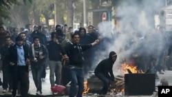 튀니지 반정부 시위