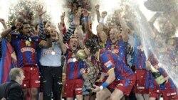 قهرمانی دیگر بارسلونا در اروپا