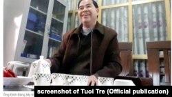Hiệu trưởng Đinh Bằng My ở Phú Thọ bị cáo buộc xâm hại tình dục nhiều học sinh.