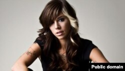 Singer/Songwriter Christina Perri. Photo: Facebook Fan Page.