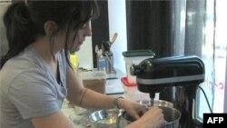 Felisija Graso u svojoj radnji u Nju Džerziju