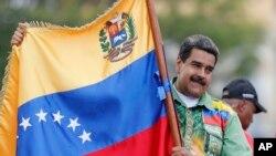 Николас Мадуро, президент Венесуэлы
