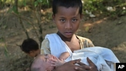 Liên Hiệp Quốc xem người Hồi giáo Rohingya là một trong những sắc dân thiểu số bị ngược đãi nhất trên thế giới.