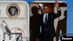 Shugaba Obama a Berlin