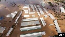 Potopljena tržnica u Brizbejnu