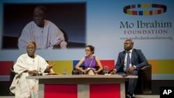 Mo Ibrahim ibubamfu ari nawe yitirirwa Ibrahim Foundation.