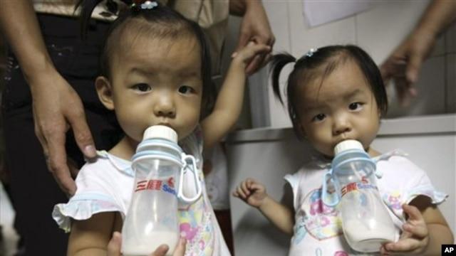 Gần 90% lượng sữa bột nhập khẩu trị giá 1,9 tỉ đôla vào Trung Quốc là do New Zealand cung cấp trong năm 2012.