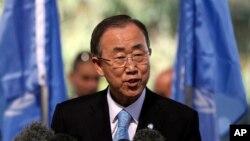 El secretario general de la ONU desaconseja las cuarentenas.