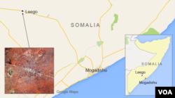 Leego, Somalia
