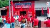 El Partido Liberal Constitucionalista de Nicaragua en su primer mitin político de la campaña de 2021. Foto cortesía.