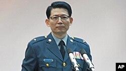 台灣國防部發言人 羅紹和