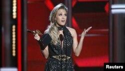 Carrie Underwood participará en la ceremonia de premios CMA el 5 de noviembre, en Nashville.