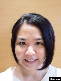 台灣亞太防務研究中心研究員黃惠華。 (黃惠華提供)