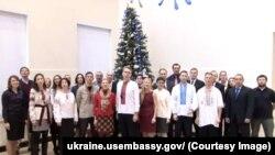 Вітання посольства США
