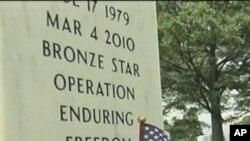 Les Américains commémorent le Mémorial Day