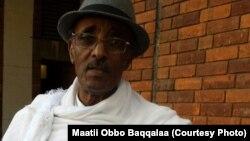 Obboo Baqqalaa Mokonnon (1930 - 2016)