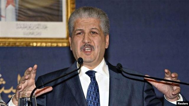 PM Aljazair Abdelmalek Sellal hari Senin (21/1) memberikan penjelasan mengenai tewasnya 37 pekerja asing dalam operasi militer di komplek gas alam Amenas, Rabu (16 Januari 2012).