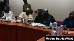 Jami'an hukumar zaben Nigeria, INEC, a gaban kwamitocin kasafin kudi na majalisun tarayyar Nigeria