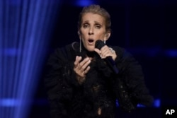 Celine Dion's Courage World Tour will kick-off on September 18, 2019. She announced this at a special live event in Los Angeles on April 3, 2019, in Los Angeles. (Photo by Richard Shotwell/Invision/AP)